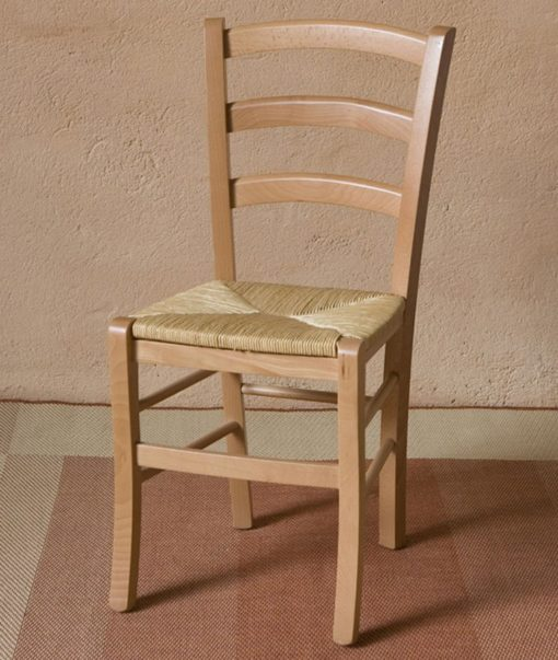 Cadira rustica natural