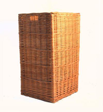 cuévano rectangular sin tapa