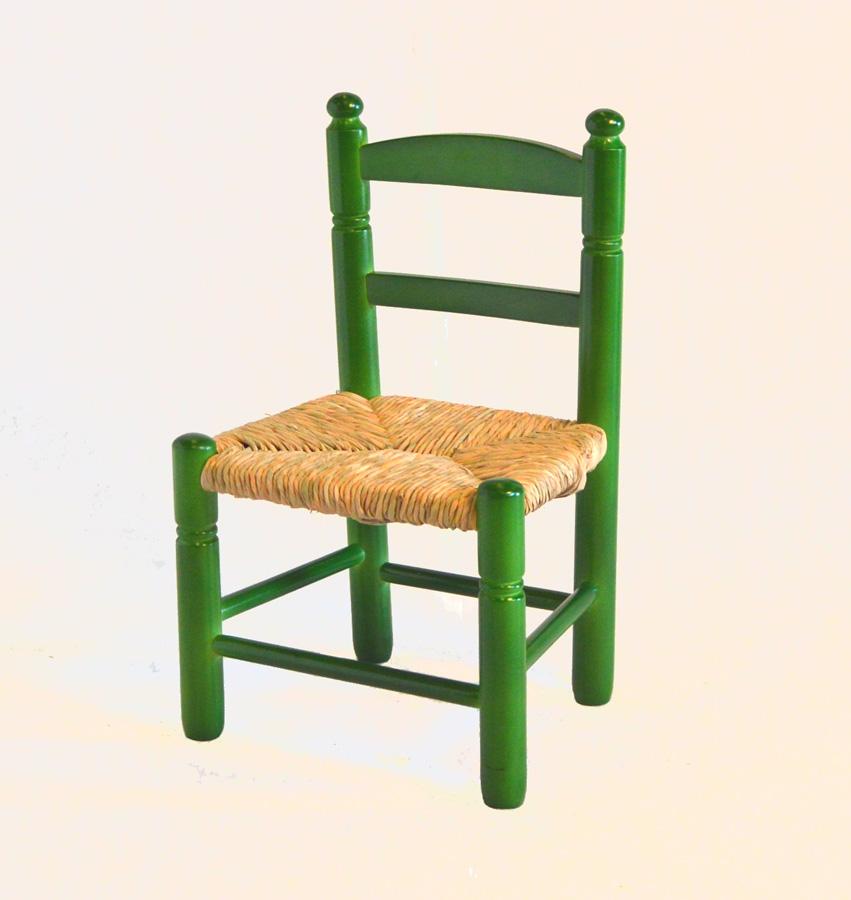 Cadireta 28 verd fosc
