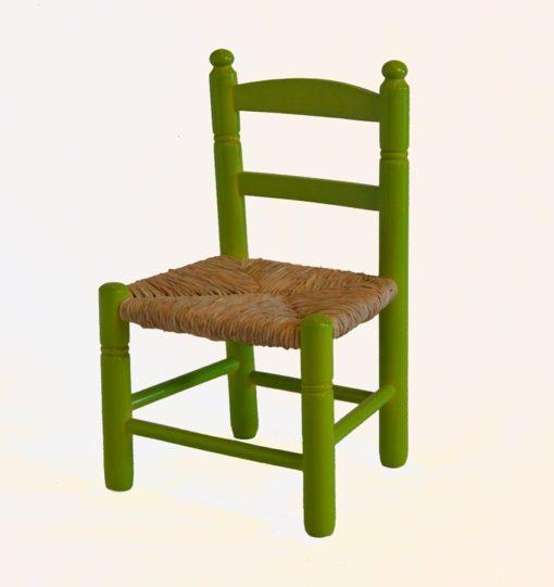 Cadireta 28 verd clar